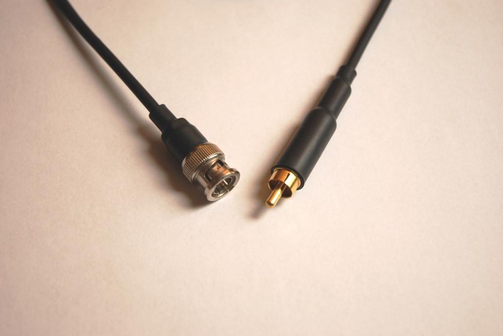 Câble numérique ACHF BNC/RCA
